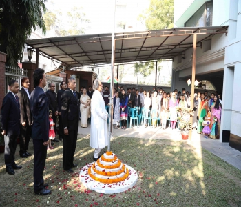 68th Republic Day Celebrations at Assistant High Commission of India, Rajshahi